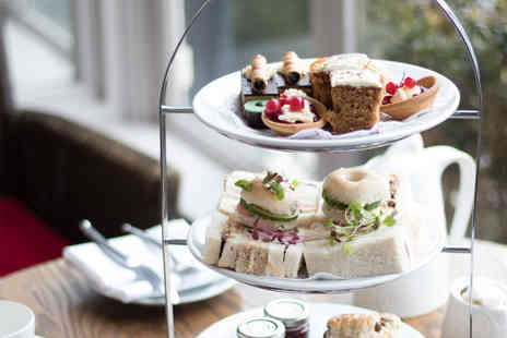Dover Marina Hotel & Spa - Prosecco Afternoon Tea for Two - Save 20%