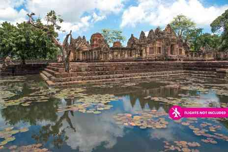 Halong Tours Booking - Three Star 15 day Vietnam and Cambodia tour with accommodation, select meals and transfers - Save 61%