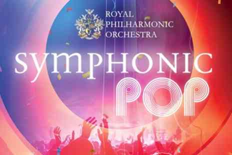 Royal Philharmonic Orchestra - One best available band A ticket to Royal Philharmonic Orchestra Presents Symphonic Pop on 23 February - Save 50%