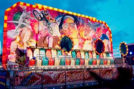 Knightlys Funfair - All Day Entry for Up to Eight - Save 43%