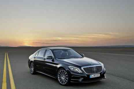 Europe Shuttle - Private Arrival Transfer Stansted Airport to Central London in a Luxury Car - Save 0%