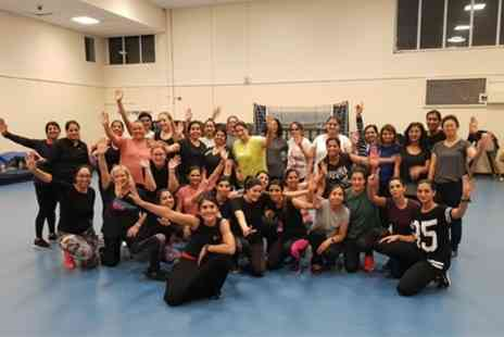 BhangraBlaze - Ten Bolly Dance Fitness Sessions - Save 67%