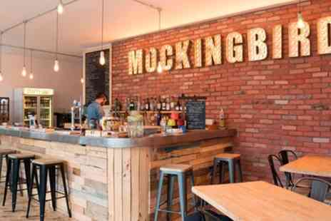 The Mockingbird Theatre and Bar - Cinema Entry with Food and Drink for Up to Four or Annual Membership - Save 44%