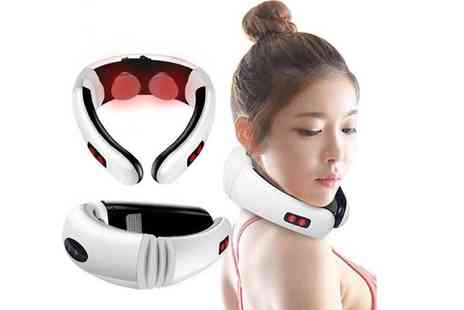 Yello Goods - Neck massager - Save 90%