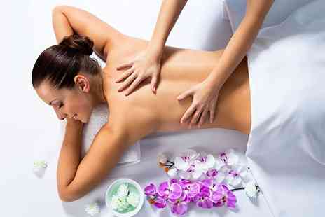Peachy Peel - Choice of one hour massage choose a deep tissue or cellulite massage - Save 62%
