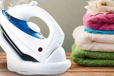 Home Season - 1800W Cordless Steam Iron with Non Stick Soleplate - Save 63%