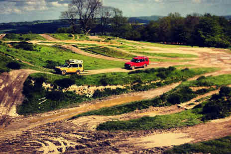 True Grip Off Road - One Hour 4x4 Off Road Driving Experience For One or Two - Save 0%