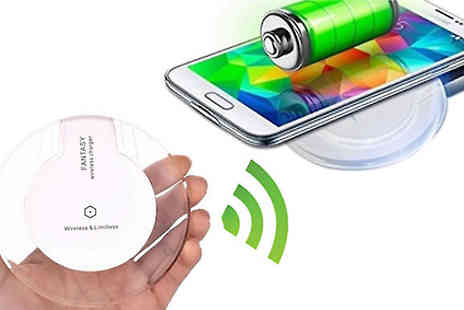Home Season - Apple and Android Compatible Wireless Charger Dock - Save 45%