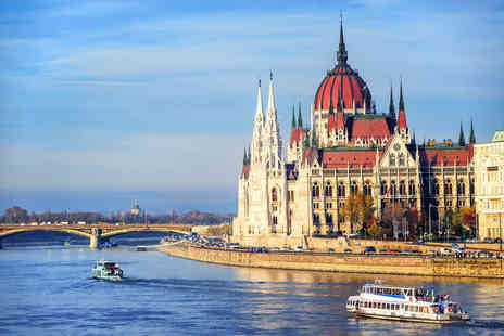 Bargain Late Holidays - Four Star Two nights Budapest deluxe apartment break with flights - Save 31%