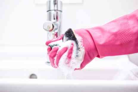Sparkle Cleaning Services - Domestic or End of Tenancy Cleaning for Up to Four Bedroom House - Save 51%