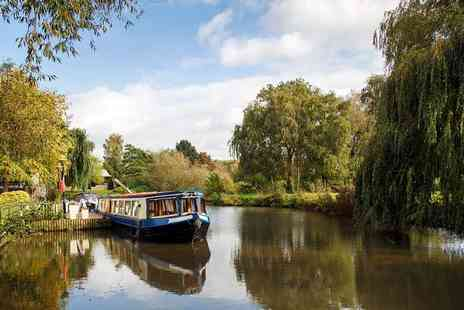 Starline Narrowboats - Day boat hire for up to seven people - Save 29%