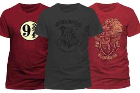 Groupon Goods Global GmbH - Unisex Harry Potter Tshirt - Save 0%