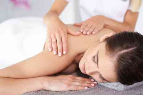 Ginas Beauty - 30 Minute Back, Neck and Shoulder Massage, 60 Minute Massage or 60 Minute Package - Save 50%