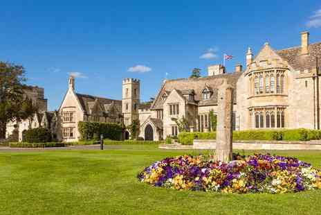 Ellenborough Park - Five Star 15th Century Award Winning Luxury Estate for two - Save 50%