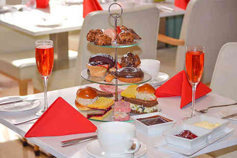 Park Grand Lancaster Gate - Your choice of a traditional, chocolate or Indian inspired afternoon tea for two people with a glass of bubbly each - Save 65%