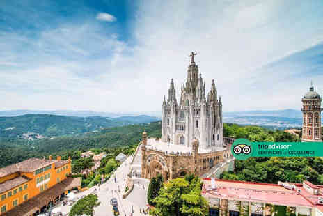 Bargain Late Holidays - Two nights Barcelona holiday with return flights - Save 24%