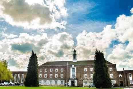 Derby Conference Centre - Overnight stay for two people including breakfast - Save 58%