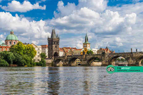 Via Holiday - Five Star Two nights Prague city break and return flights - Save 31%