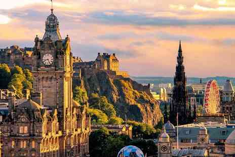 Edinburgh and More - Four Star Three nights Stay Exploration of Edinburgh, Loch Ness and The Highlands - Save 0%