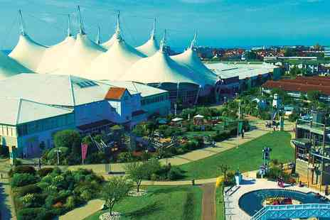 Butlins - Roll Back to 2017 Prices for February Half Term Day Pass - Save 40%