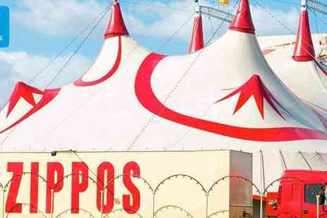 Zippos Circus - Celebrate the The Worlds Greatest Ringmaster - Save 50%