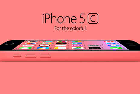 Rhinotek - Apple iPhone 5C Unlocked 16GB or 32GB Available in 5 Colours - Save 77%