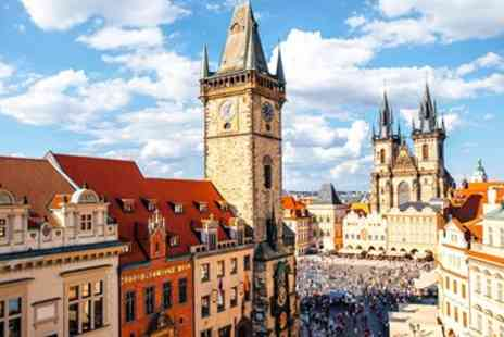 Hays Travel - Four Star Prague city break including flights and tour - Save 0%