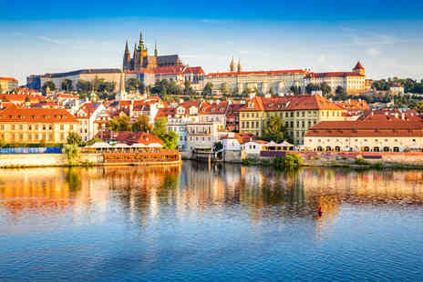 Worldwide Tours and Travel - Two nights Prague city stay with breakfast, Grand City Tour and return flights - Save 45%