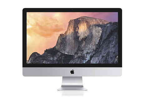 Affordable Mac - 8GB 21.5 inch Apple iMac Core i5 or 16GB iMac - Save 49%