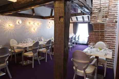 Hengist - Traditional or Prosecco Afternoon Tea for Two or Four - Save 37%