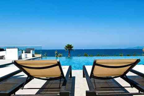 Radisson Blu Resort & Spa - Four Star Spa Bliss 100 Metres from Agosta Beach for two - Save 58%