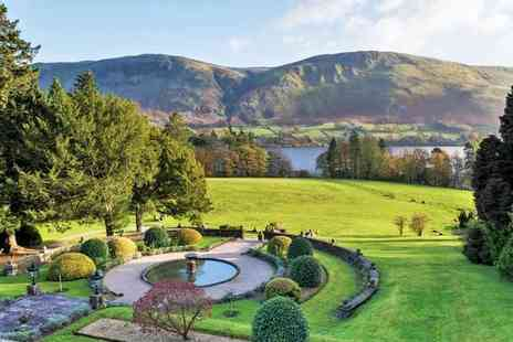 Macdonald Hotels - Four Star Lakeside Rural Retreat with Rosette Winning Restaurant for two - Save 59%