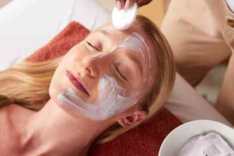 Shimmer Salon - One Hour Facial - Save 50%