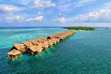Adaaran Select Hudhuranfushi - Four Star Blissful Island All Inclusive Escape - Save 0%