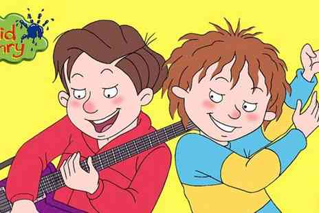 BFI - Family Funday Horrid Henry Preview Plus Q&A and Animation Workshop - Save 20%