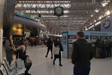 London Travel In - St Pancras Station Private transfer from or to your Hotel in London - Save 0%