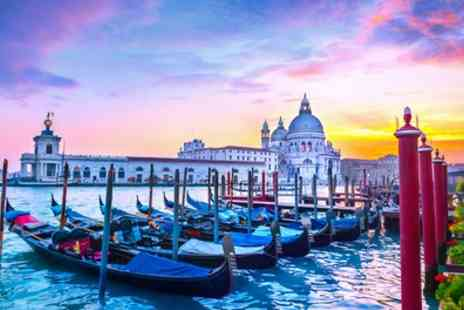 Via Holiday - 2 To 4 Nights Stay at Choice of Hotels with Direct Return Flights and Optional Gondola Ride - Save 0%