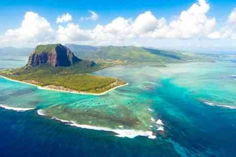 Away Holidays - Five star Mauritius week with flights and kid stay free - Save 0%