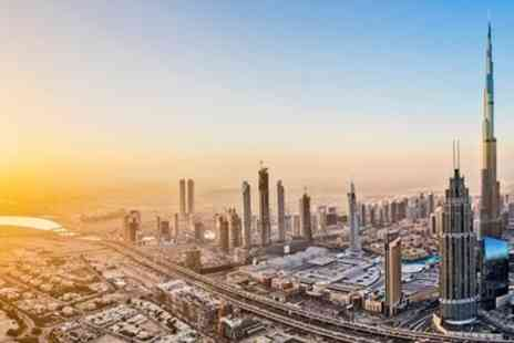 Southall Travel - Four Star Dubai holiday With flights, meals and private transfers - Save 0%