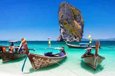 Southall Travel - Five star Thailand week With flights and free kids place - Save 0%
