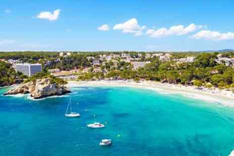 Jetline Holidays - Four star Menorca holiday with flights and meals - Save 0%