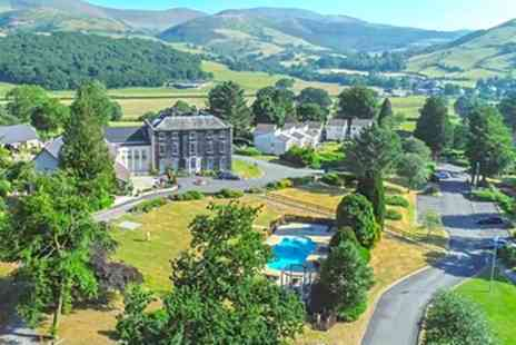 Macdonald Plas Talgarth Resort - One Bedroom Apartment for Two with Spa Treatments and Optional Dinner - Save 0%