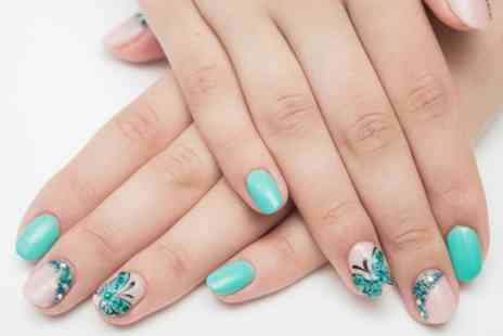 Lift Beauty - Gel Manicure or Pedicure or Both - Save 66%