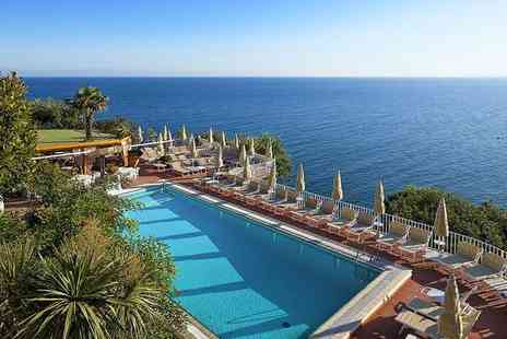 Hotel Le Querce Terme & Spa - Four Star Panoramic Views over the Gulf of Naples - Save 75%