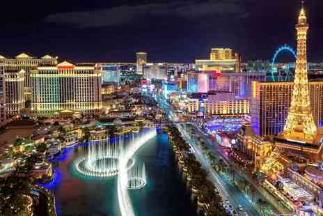 Weekender Breaks - Six nights New York and Las Vegas holiday with return flights - Save 42%