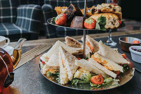 Novotel Sheffield Centre - Classic afternoon tea for two people - Save 0%