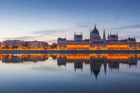 Travel Center - Four nights Budapest and Krakow trip with transfers and return flights - Save 72%