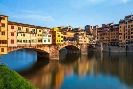 Travel Center - Four Star Two nights Florence city break with return flights - Save 32%