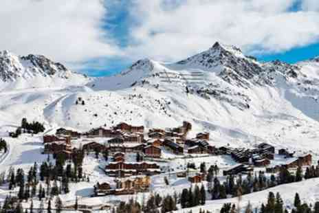 Alpine Elements - Last minute La Plagne holiday With Flights, meals & hot tub - Save 0%