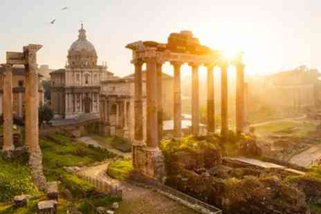 Cruise Nation - Eight nights Med cruise with Rome and Barcelona stays - Save 0%